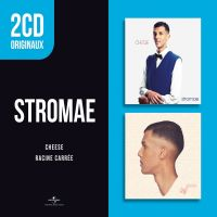 Cover Stromae - Cheese + Racine carrée