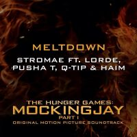 Cover Stromae feat. Lorde, Pusha T, Q-Tip & Haim - Meltdown