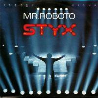 Cover Styx - Mr. Roboto