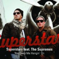 Cover Superstars feat. The Supremes - You Keep Me Hangin' On