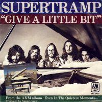 Cover Supertramp - Give A Little Bit