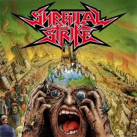 Cover Surgical Strike - Part Of A Sick World
