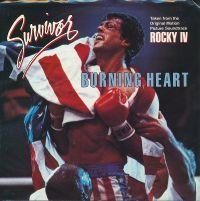 Cover Survivor - Burning Heart