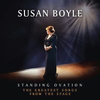 Cover Susan Boyle - Standing Ovation - The Greatest Songs From The Stage