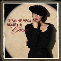 Cover Suzanne Vega - Beauty & Crime