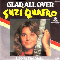 Cover Suzi Quatro - Glad All Over