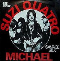 Cover Suzi Quatro - Michael