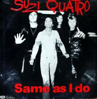 Cover Suzi Quatro - Same As I Do