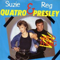 Cover Suzie Quatro & Reg Presley - Wild Thing