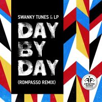 Cover Swanky Tunes & LP - Day By Day