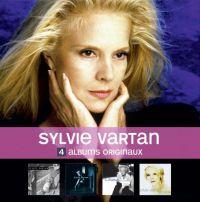 Cover Sylvie Vartan - 4 albums originaux