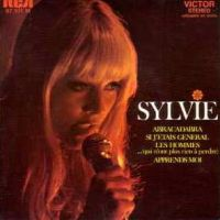 Cover Sylvie Vartan - Abracadabra