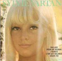 Cover Sylvie Vartan - Ballade pour un sourire