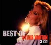 Cover Sylvie Vartan - Best Of - 3 CD
