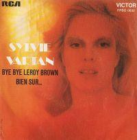 Cover Sylvie Vartan - Bye Bye Leroy Brown