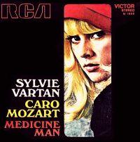 Cover Sylvie Vartan - Caro Mozart