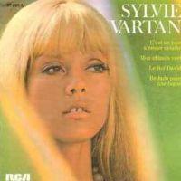 Cover Sylvie Vartan - C'est un jour à rester couché