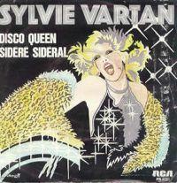 Cover Sylvie Vartan - Disco Queen