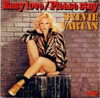 Cover Sylvie Vartan - Easy Love
