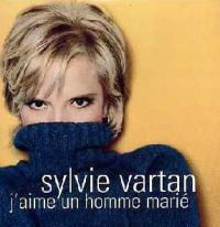 Cover Sylvie Vartan - J'aime un homme marié
