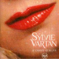 Cover Sylvie Vartan - Je chante le blues