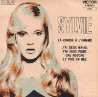 Cover Sylvie Vartan - La chasse à l'homme