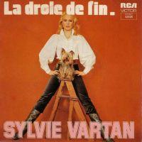 Cover Sylvie Vartan - La drôle de fin