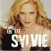 Cover Sylvie Vartan - La neige en été