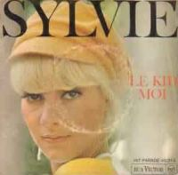 Cover Sylvie Vartan - Le kid