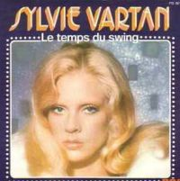 Cover Sylvie Vartan - Le temps du swing