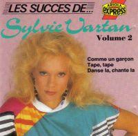 Cover Sylvie Vartan - Les succès de... Volume 2