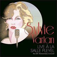 Cover Sylvie Vartan - Live à la Salle Pleyel - The 50th Anniversary Concert