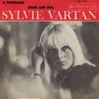 Cover Sylvie Vartan - L'oiseau
