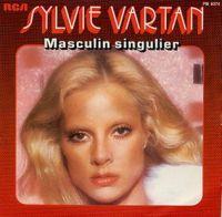 Cover Sylvie Vartan - Masculin singulier