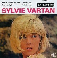 Cover Sylvie Vartan - Millionen Verliebte auf Erden