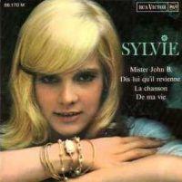 Cover Sylvie Vartan - Mister John B.
