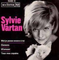 Cover Sylvie Vartan - Moi je pense encore à toi