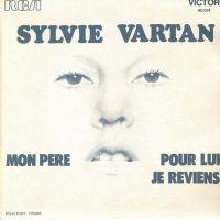 Cover Sylvie Vartan - Mon père