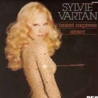 Cover Sylvie Vartan - Orient Express