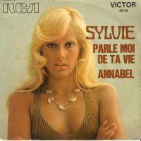 Cover Sylvie Vartan - Parle-moi de ta vie