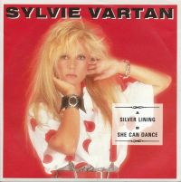 Cover Sylvie Vartan - Silver Lining