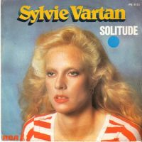 Cover Sylvie Vartan - Solitude