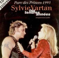Cover Sylvie Vartan - Tes tendres années (Live)