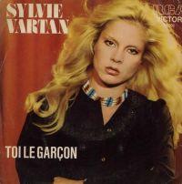 Cover Sylvie Vartan - Toi le garçon