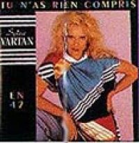 Cover Sylvie Vartan - Tu n'as rien compris