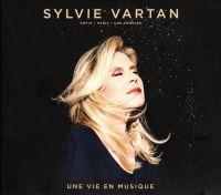 Cover Sylvie Vartan - Une vie en musique