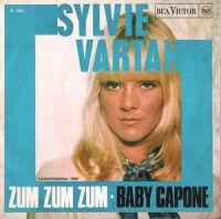 Cover Sylvie Vartan - Zum zum zum