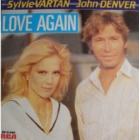 Cover Sylvie Vartan - John Denver - Love Again