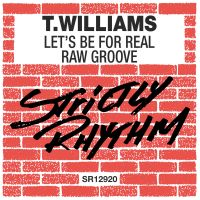 Cover T. Williams - Let's Be For Real