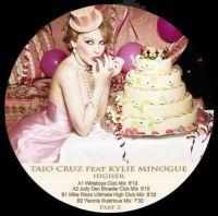 Cover Taio Cruz feat. Kylie Minogue - Higher